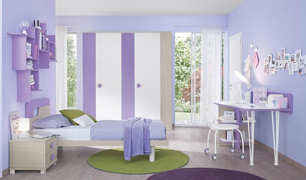 Camere da letto per single modus crescendi camerette - Applique camerette bambini ...