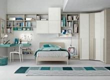 Camere Da Letto Giovani : Camere da letto per single modus crescendi camerette