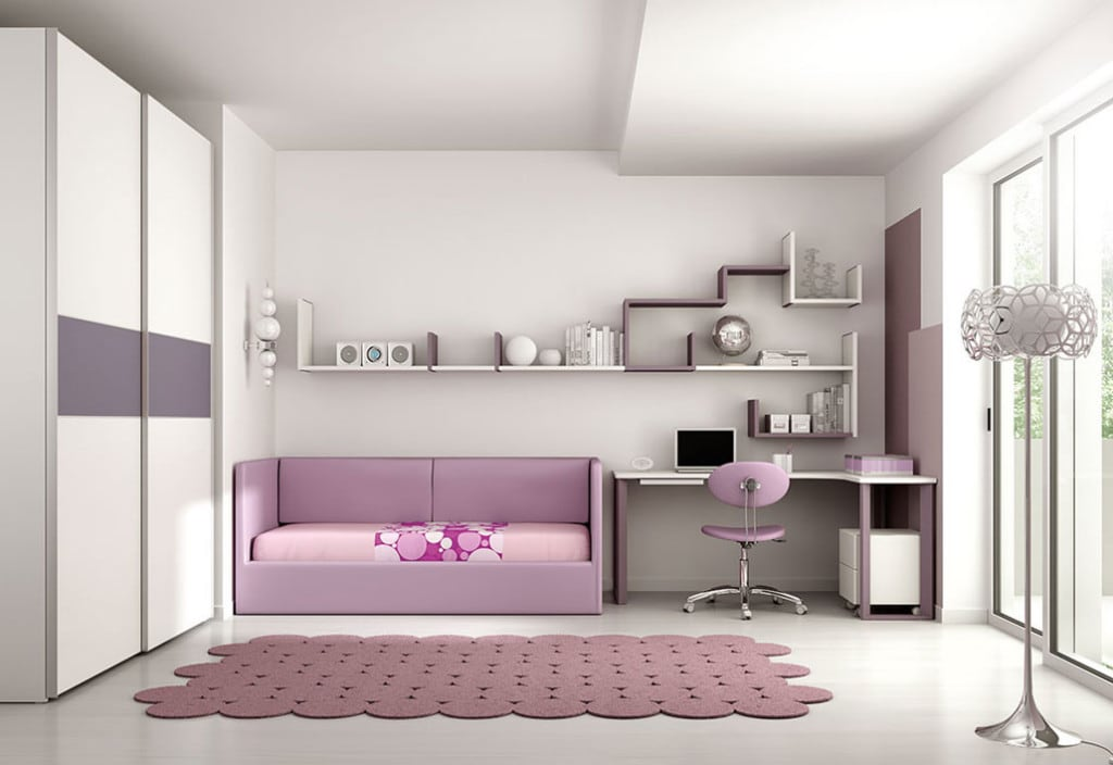 Camere da letto per single modus crescendi camerette for Camere per single arredamento