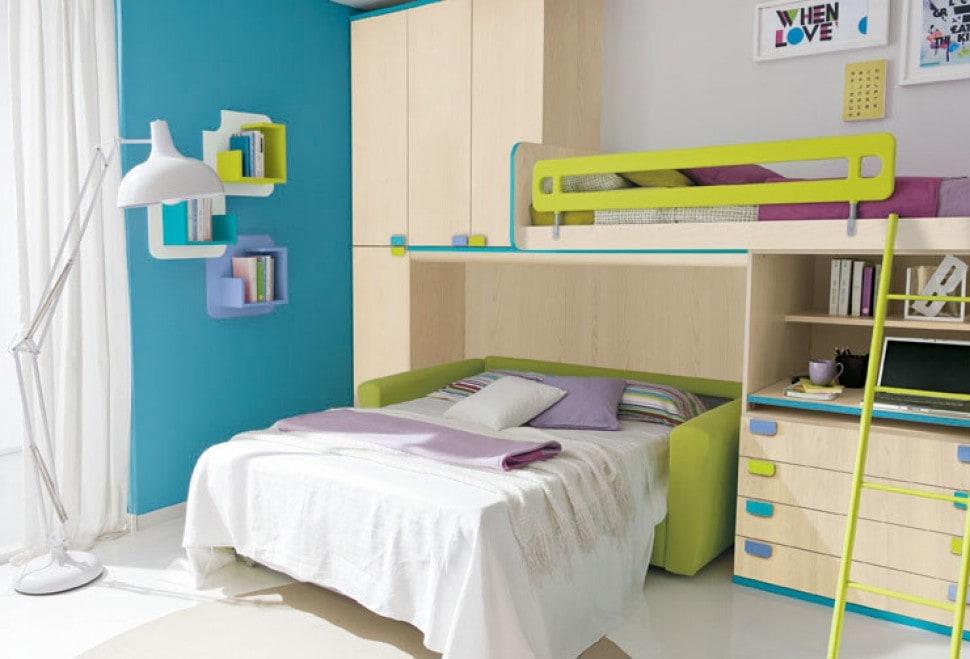 Negozi Divano letto cameretta bambini e ragazzi Salerno Campania