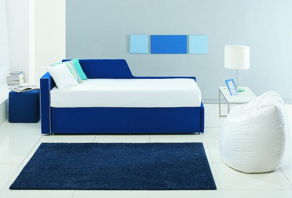 Letto Doppio Estraibile Ikea ~ Idee Creative di Interni e Mobili