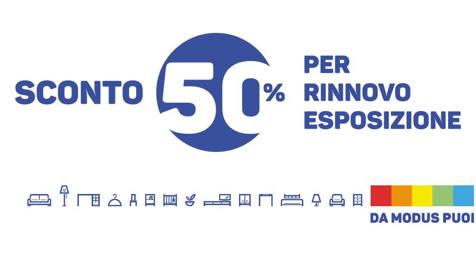 Approfitta degli Sconti del 50% ed acquista una Cameretta alla metà del prezzo