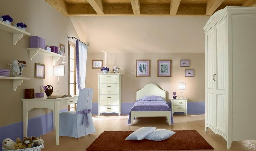 Rivenditori camerette classiche callesella salerno for Camerette romantiche