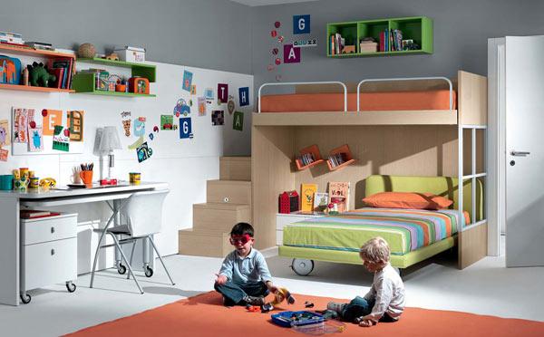 Mobili Convenienza Campania : Camerette per bambini centro mobili ...