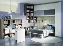 Camere da letto per Single - Modus crescendi camerette