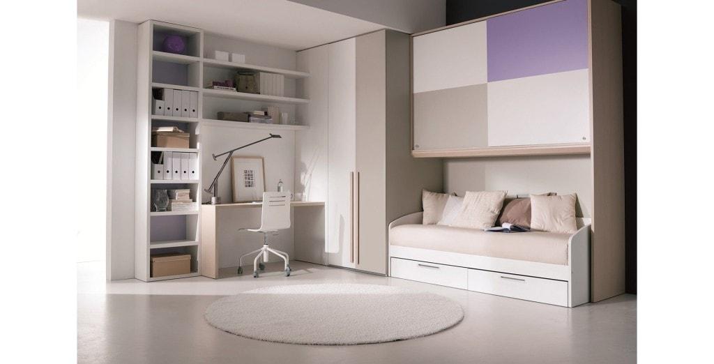 Camere da letto per single modus crescendi camerette - Camere da letto per ragazzi moderne ...