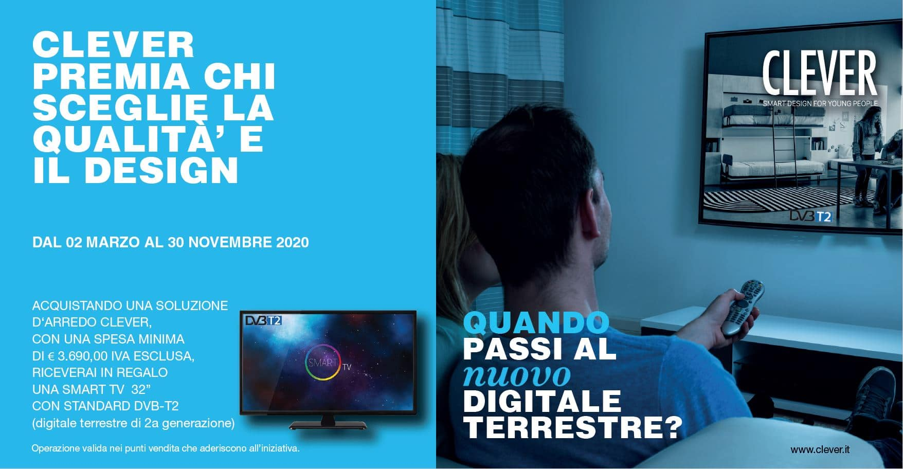 Copertina Promo Smart Tv